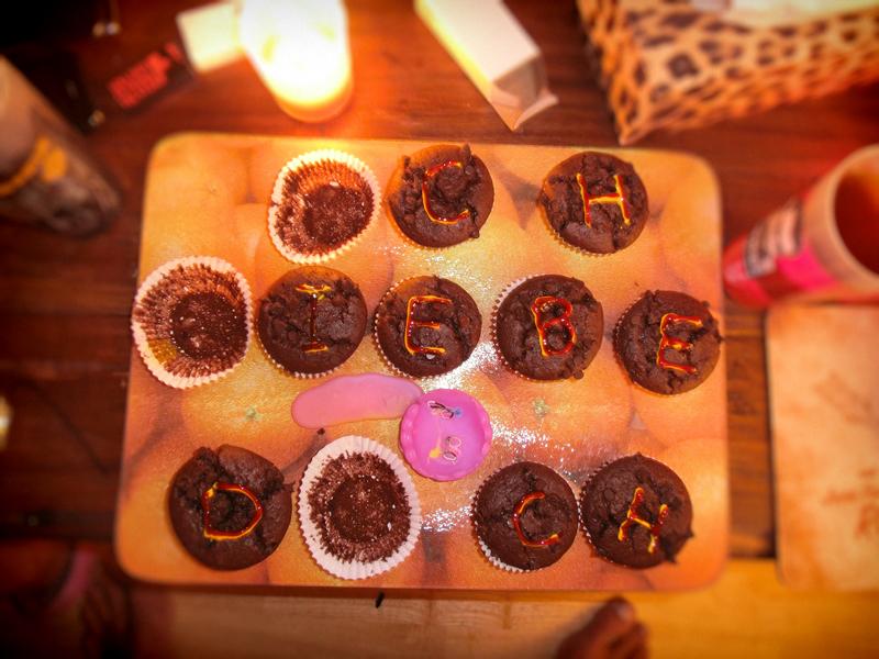 Muffins - Ich Liebe dich