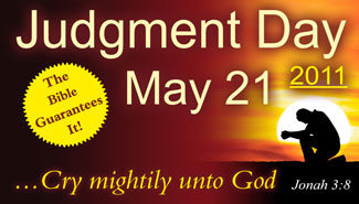 Judgement Day 21.05.2011